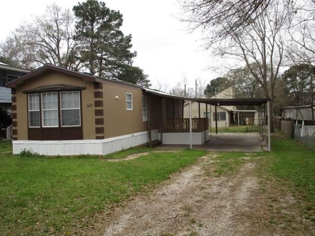 149 Justine Avenue, Onalaska, TX 77351 (MLS #59514772) :: Texas Home Shop Realty