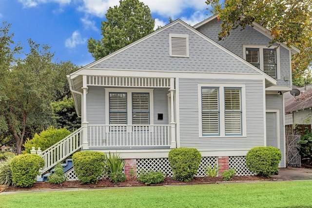 1353 Harvard Street, Houston, TX 77008 (MLS #59559228) :: The SOLD by George Team