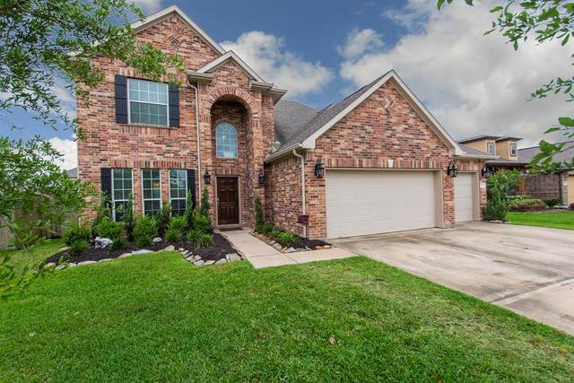 2865 Suncreek Lane, Dickinson, TX 77539 (MLS #59561079) :: Ellison Real Estate Team