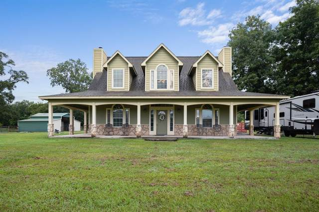 120 County Road 3373A, Cleveland, TX 77327 (MLS #59563196) :: Texas Home Shop Realty