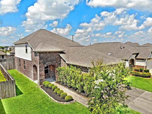 6864 Juniper Arbor Lane, Dickinson, TX 77539 (MLS #59570544) :: The Sansone Group