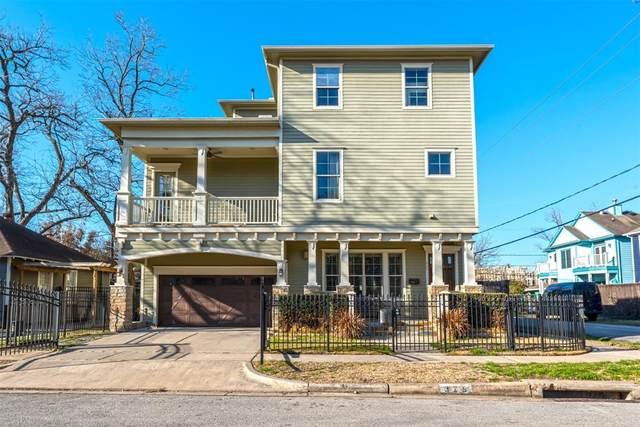 325 E 24th Street #2, Houston, TX 77008 (MLS #59576016) :: Bray Real Estate Group