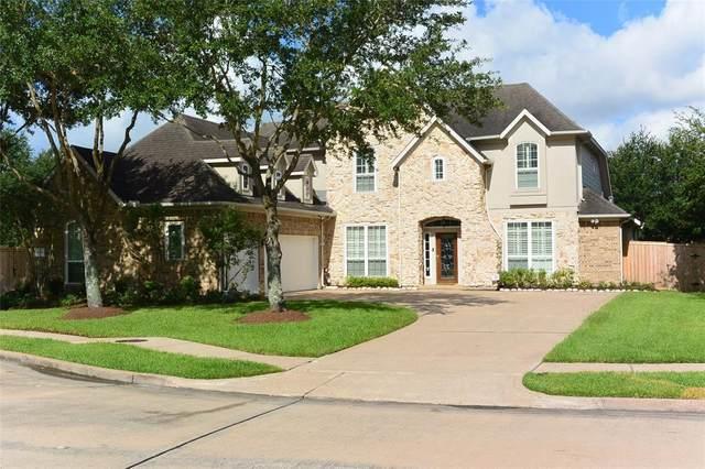 11607 Island Manor Street, Pearland, TX 77584 (MLS #59581180) :: Guevara Backman
