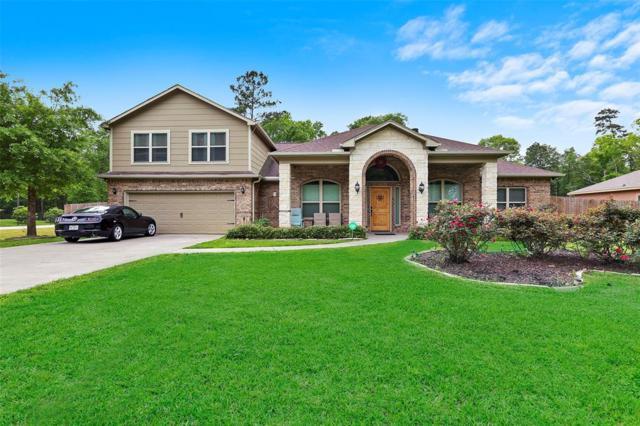 17014 Salado Drive, Splendora, TX 77372 (MLS #59603049) :: Texas Home Shop Realty