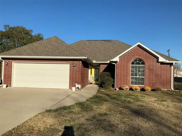 104 Frost Creek Avenue, Groesbeck, TX 76642 (MLS #5961390) :: Michele Harmon Team