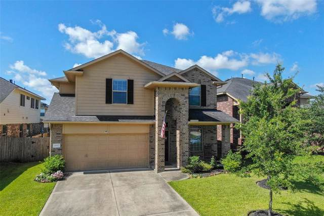 16907 Promenade Park, Cypress, TX 77429 (MLS #5963460) :: The Bly Team