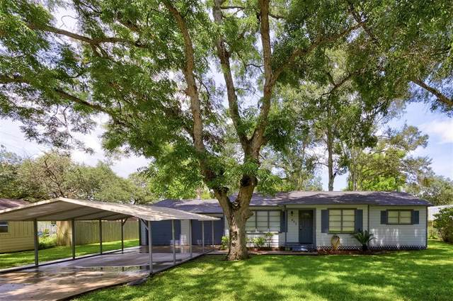 411 Clark Street, West Columbia, TX 77486 (MLS #59637460) :: My BCS Home Real Estate Group