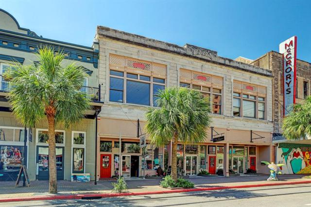 2115 Post Office Street #4, Galveston, TX 77550 (MLS #59643807) :: The SOLD by George Team