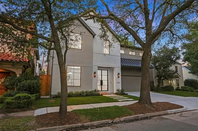 1609 Hazard Street, Houston, TX 77019 (MLS #59645947) :: Bay Area Elite Properties