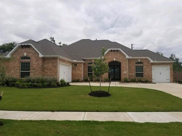 101 Lakeshore Court, Clute, TX 77531 (MLS #5965538) :: The Bly Team