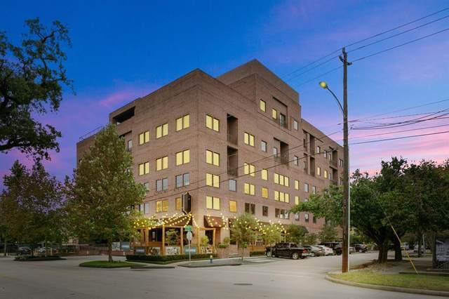 1111 Studewood Street #504, Houston, TX 77008 (MLS #59682286) :: Caskey Realty