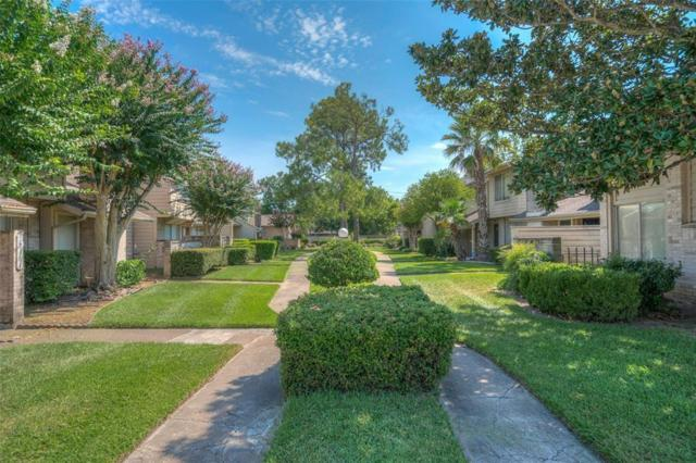 10603 S S Wilcrest Drive #27, Houston, TX 77099 (MLS #59685586) :: The Bly Team