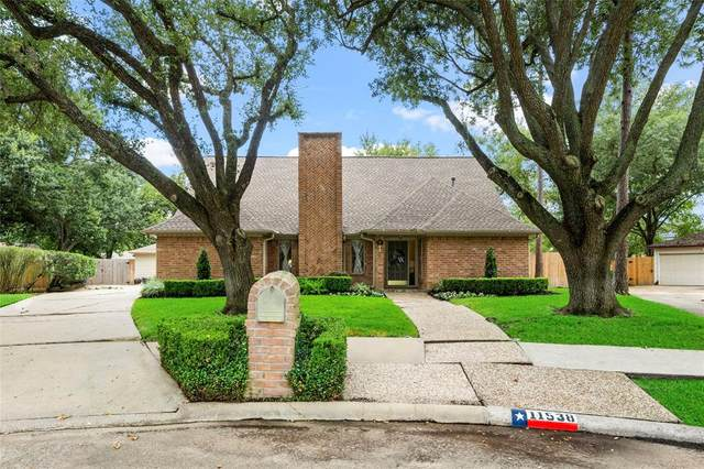 11538 Meadow Lake Drive, Houston, TX 77077 (MLS #59686308) :: Connect Realty