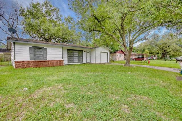 221 W Saunders Street, League City, TX 77573 (MLS #59693566) :: The Sansone Group