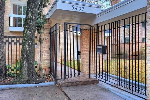 5407 John Dreaper Drive, Houston, TX 77056 (MLS #59696206) :: The Parodi Team at Realty Associates