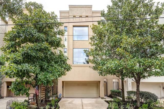 5205 Lillian Street, Houston, TX 77007 (MLS #59719659) :: Keller Williams Realty