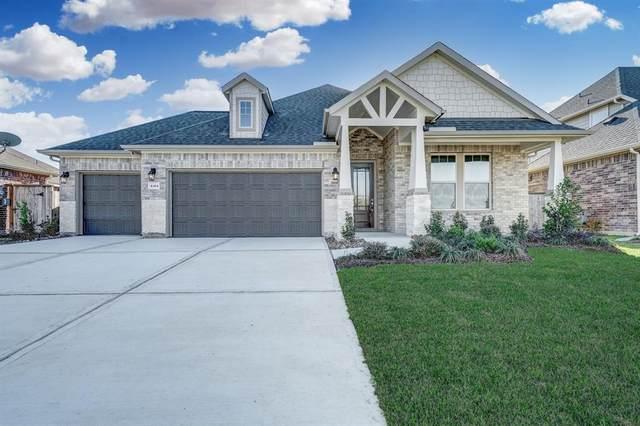 4414 Cedar Sage Drive, Baytown, TX 77521 (MLS #59728048) :: The Bly Team