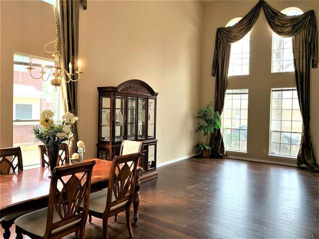 20327 Wild Berry Drive, Katy, TX 77449 (MLS #59728344) :: The SOLD by George Team