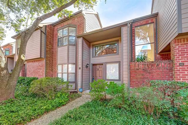 7447 Cambridge Street #63, Houston, TX 77054 (MLS #59731975) :: Christy Buck Team