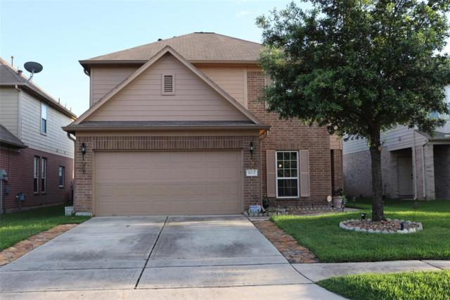 1027 Spring Heights Drive, Spring, TX 77373 (MLS #59734722) :: Texas Home Shop Realty