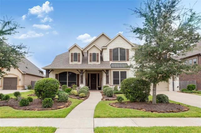 1008 Point Isabel Lane, Friendswood, TX 77546 (MLS #59751065) :: The SOLD by George Team