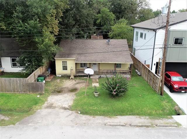309 Sikes Street, Houston, TX 77018 (MLS #59761579) :: Caskey Realty