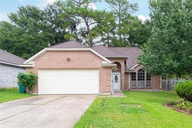 200 Bedford Lane, Conroe, TX 77303 (MLS #59766007) :: Texas Home Shop Realty