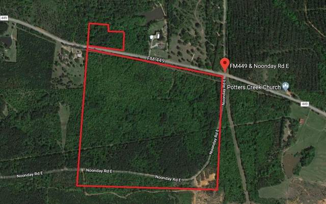 000 Fm 449 Noonday Rd Road E, Marshall, TX 75670 (MLS #59766302) :: The Sansone Group