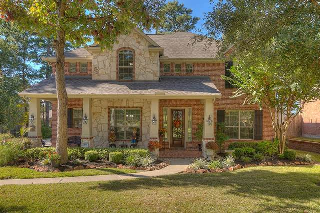2508 Belton Shores Dr Drive, Conroe, TX 77304 (MLS #59783531) :: The SOLD by George Team
