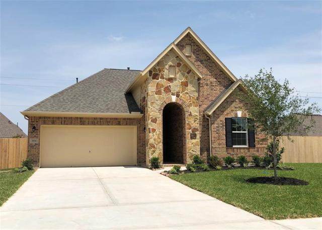 1733 Oakdale Mist Drive, Dickinson, TX 77539 (MLS #59784008) :: The SOLD by George Team