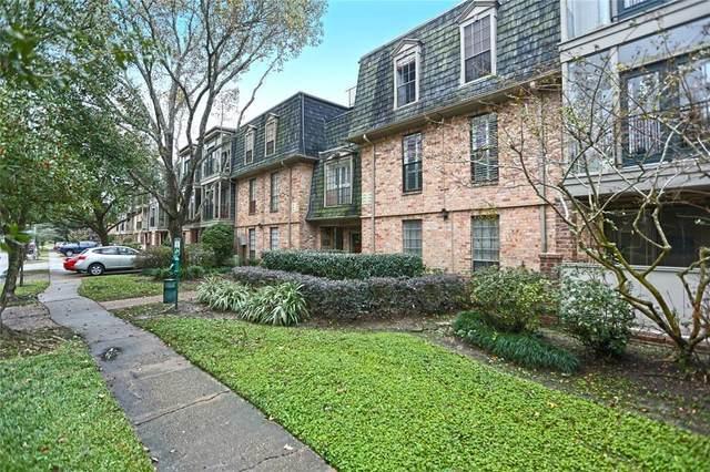 2475 Underwood Street #391, Houston, TX 77030 (MLS #59792795) :: The SOLD by George Team