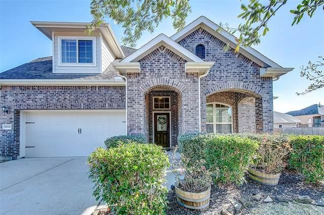 6806 Hunters Creek Lane, Baytown, TX 77521 (MLS #59795558) :: Lerner Realty Solutions