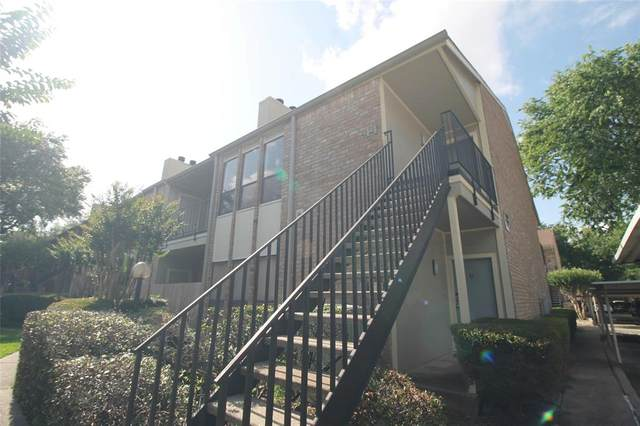 8100 Cambridge Street #44, Houston, TX 77054 (MLS #59801150) :: The SOLD by George Team