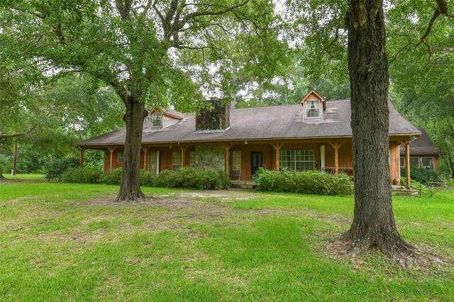 9138 Plum Grove Road, Cleveland, TX 77327 (MLS #59814940) :: The Bly Team