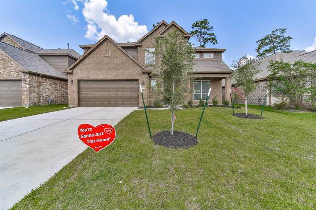 6827 Oaken Gate Way, Humble, TX 77338 (MLS #59819409) :: Texas Home Shop Realty