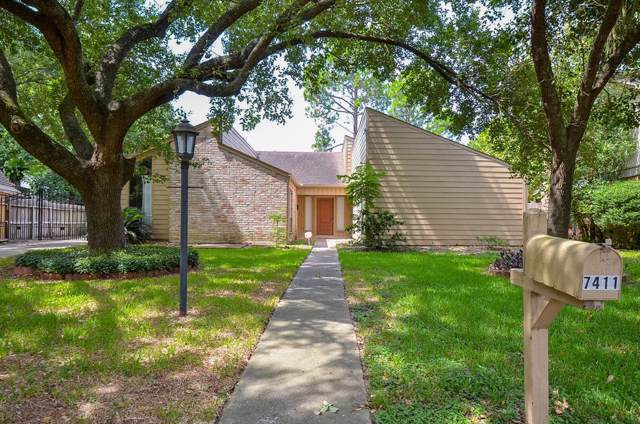 7411 Betanna Drive, Houston, TX 77095 (MLS #59820489) :: The Jill Smith Team