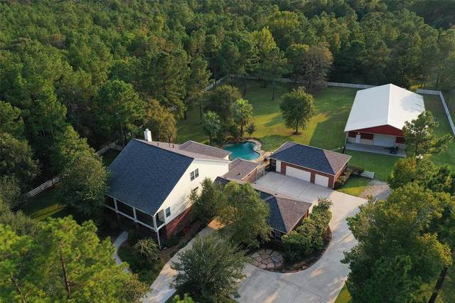 420 Whispering Meadow, Magnolia, TX 77355 (MLS #59827181) :: Ellison Real Estate Team