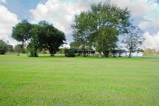 17204 E Coffee Lake Drive Drive E, Rosharon, TX 77583 (#59827787) :: ORO Realty