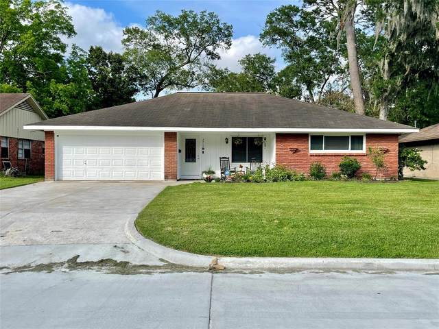 2717 Oak Drive, Dickinson, TX 77539 (MLS #59852066) :: Texas Home Shop Realty