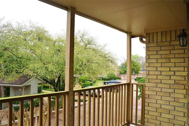 3100 Jeanetta Street #410, Houston, TX 77063 (MLS #5985519) :: Caskey Realty
