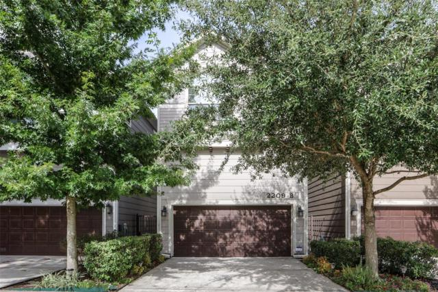 2209 Bevis Street B, Houston, TX 77008 (MLS #5985899) :: The SOLD by George Team