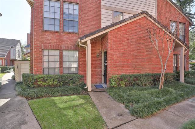 2211 S Kirkwood Road #69, Houston, TX 77077 (MLS #59860085) :: The SOLD by George Team