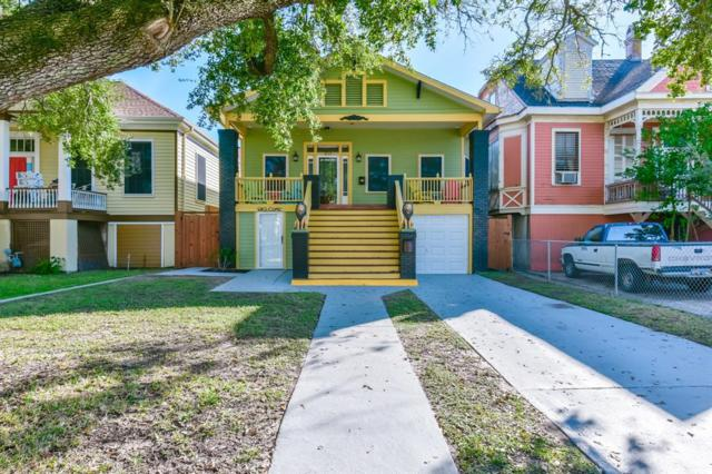 3521 Avenue M, Galveston, TX 77550 (MLS #59862716) :: The Heyl Group at Keller Williams