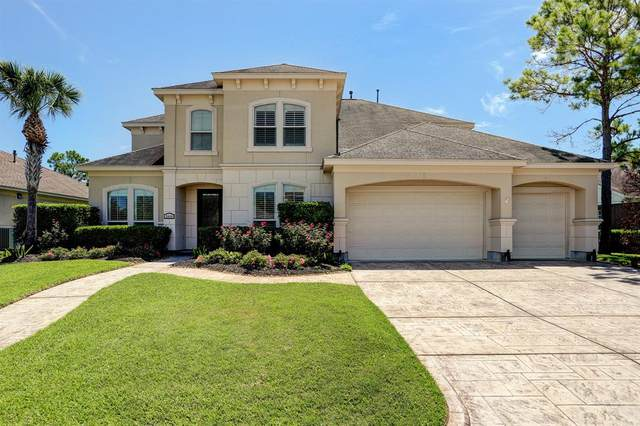 2418 Masters Drive, League City, TX 77573 (MLS #59866528) :: Ellison Real Estate Team