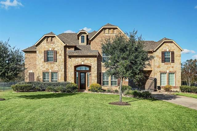 6010 Crystal Water Drive, Richmond, TX 77406 (MLS #59873441) :: The Home Branch