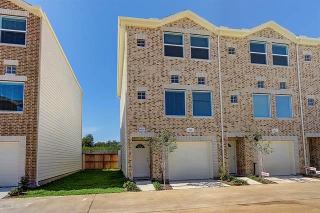 8705 Bryam #2101, Houston, TX 77061 (MLS #59877418) :: My BCS Home Real Estate Group