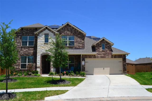 12119 Allington Cove Lane, Humble, TX 77346 (MLS #59888543) :: Connell Team with Better Homes and Gardens, Gary Greene