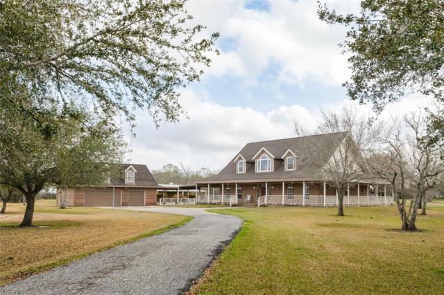 9114 Quail Ridge Drive, Manvel, TX 77578 (MLS #59889474) :: Giorgi Real Estate Group