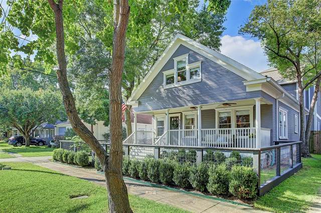 311 W 13th Street, Houston, TX 77008 (MLS #59895029) :: The SOLD by George Team