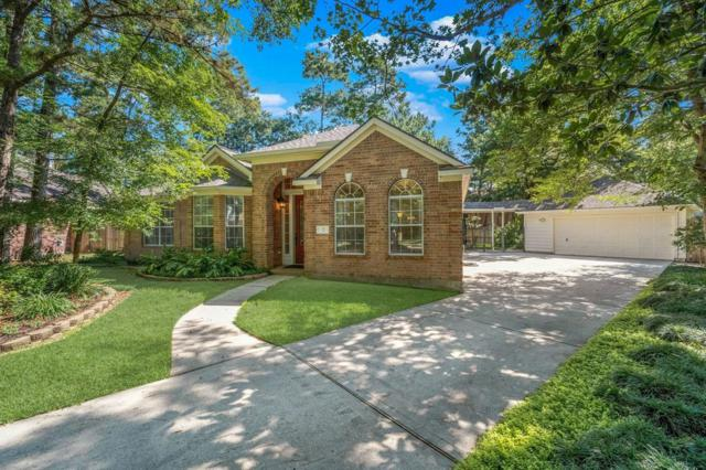 2 Leaf Spring Place, The Woodlands, TX 77382 (MLS #59898247) :: Caskey Realty